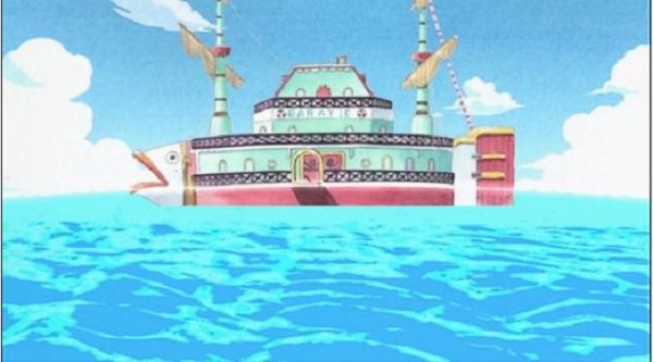 One Piece Baratie
