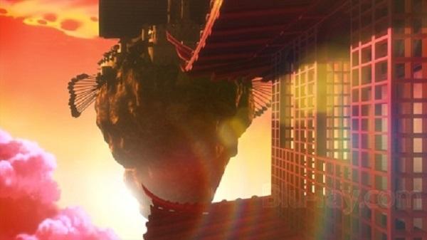 One Piece Island Ship