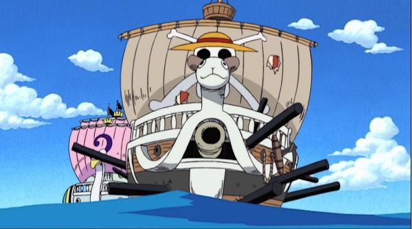 One Piece Merry