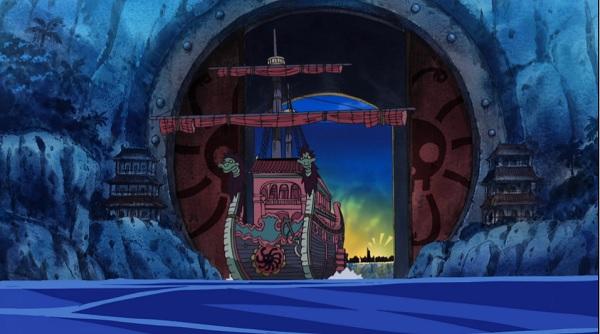 One Piece Kujas