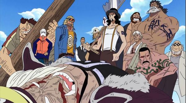 One Piece Galley-LA