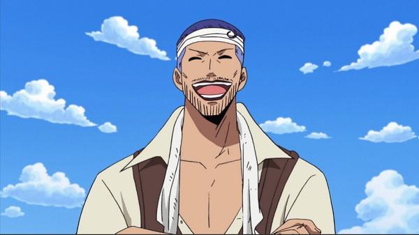 One Piece Iceburg