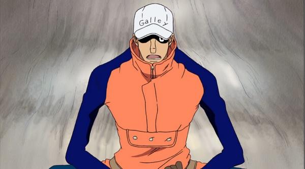 One Piece Kaku