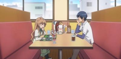 Toradora! Ryuuji and Taiga Bag Quote