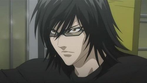 Megane Danshi Teru Mikami Death glasses