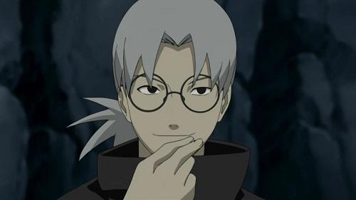 Megane Danshi Kabuto Yakushi Naruto glasses