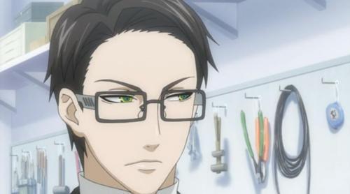 Megane Danshi William T Spears Kuroshitsuji glasses