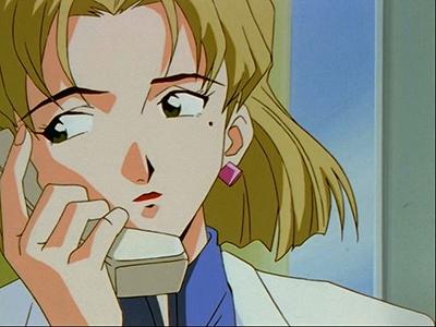 Ritsuko Neon Genesis Evangelion