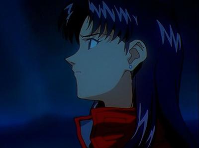 Misato Neon Genesis Evangelion