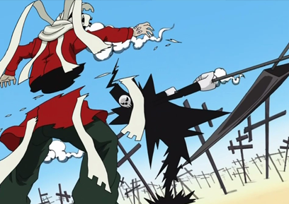 Soul Eater, Lord Death