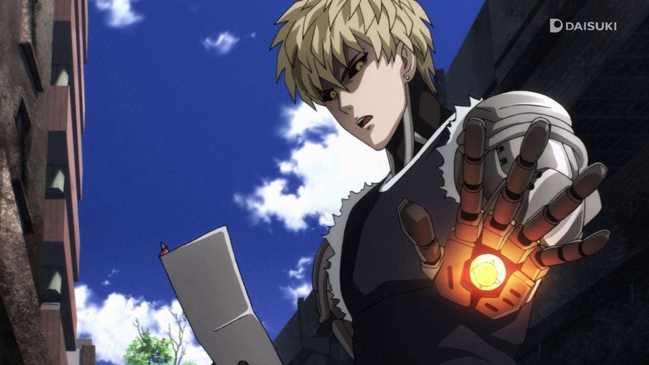 opening impressions one punch man 2