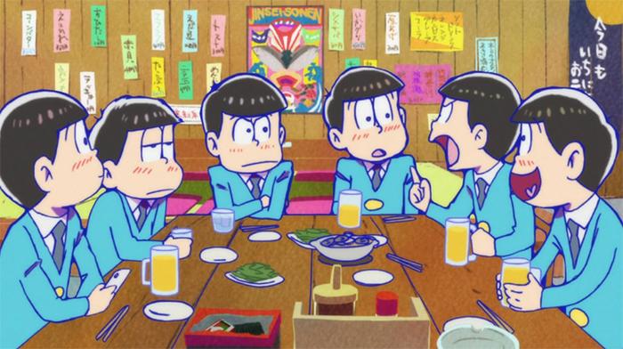 opening impressions osomatsu san