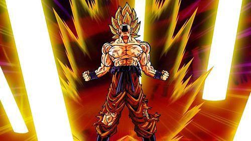 Dragon Ball Z Power Levels _SonSuperSaiyanGoku