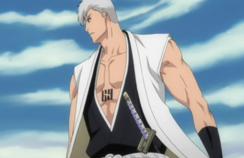 Bleach Captains Muguruma