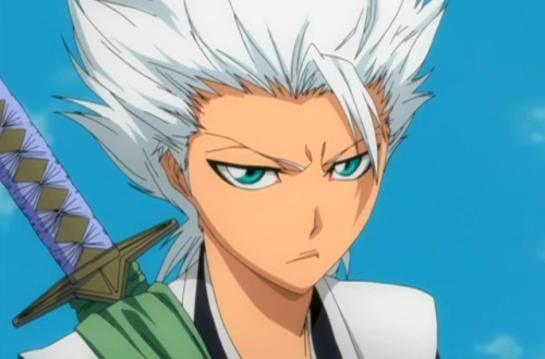 Bleach Captains Hitsugaya