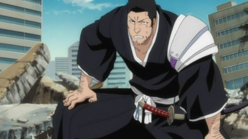 Bleach Captains Isshin