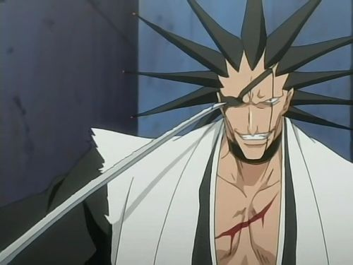Bleach Captains Zaraki