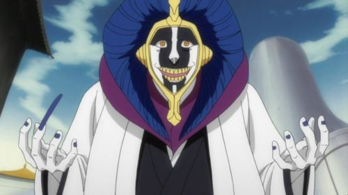 Bleach Captains Kurotsuchi
