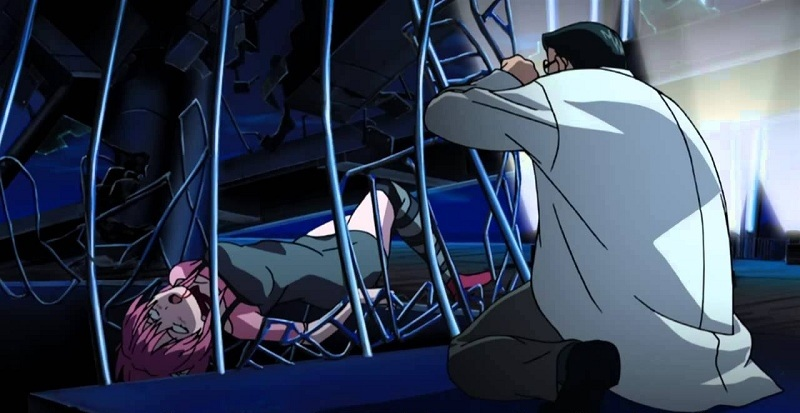 Elfen Lied scary horror anime gore scary anime horror anime