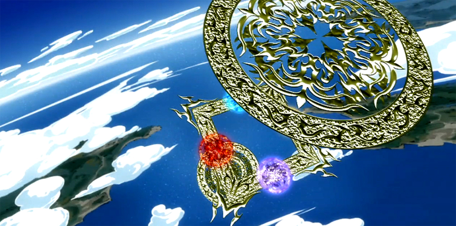 Fairy Tail - Magic Council Etherion