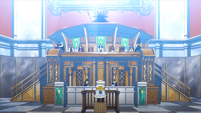 Fairy Tail - Magic Council Trial