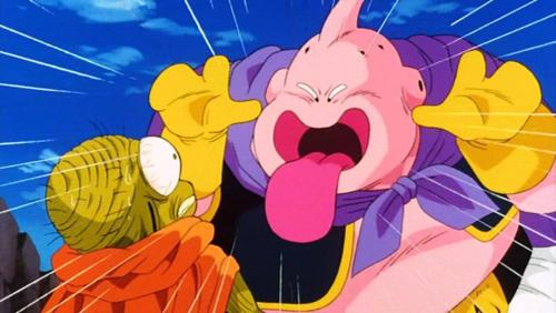 Dragon Ball Z sagas Majin Buu saga