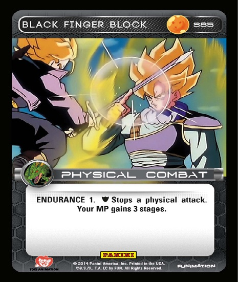 Dragon Ball Z Card Game