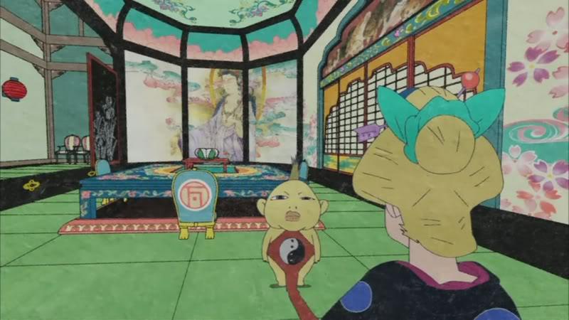 Mononoke scary anime horror anime