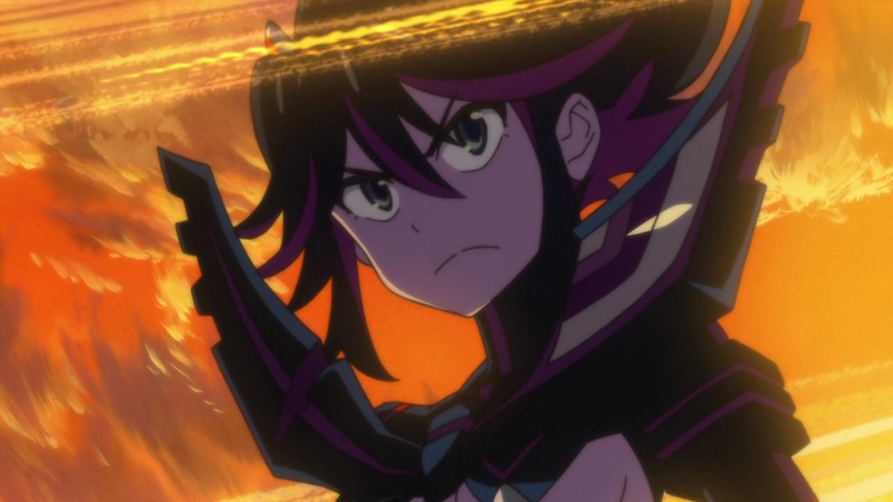 Kill La Kill Ryuko Senketsu Headshot
