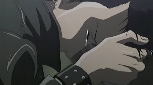 Nana Ren cry