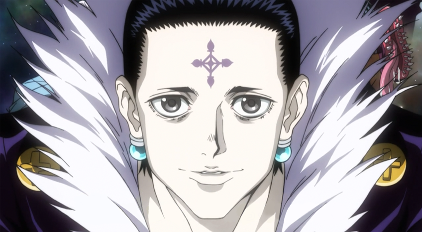Hunter x Hunter - Phantom Troupe Chrollo Lucilfer