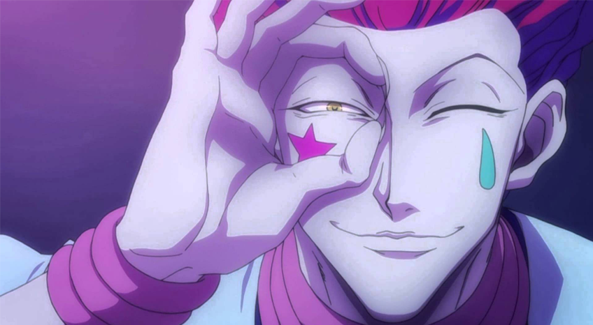 Hunter x Hunter - Phantom Troupe Hisoka
