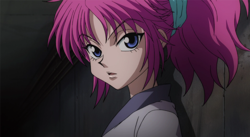 Hunter x Hunter - Phantom Troupe Machi