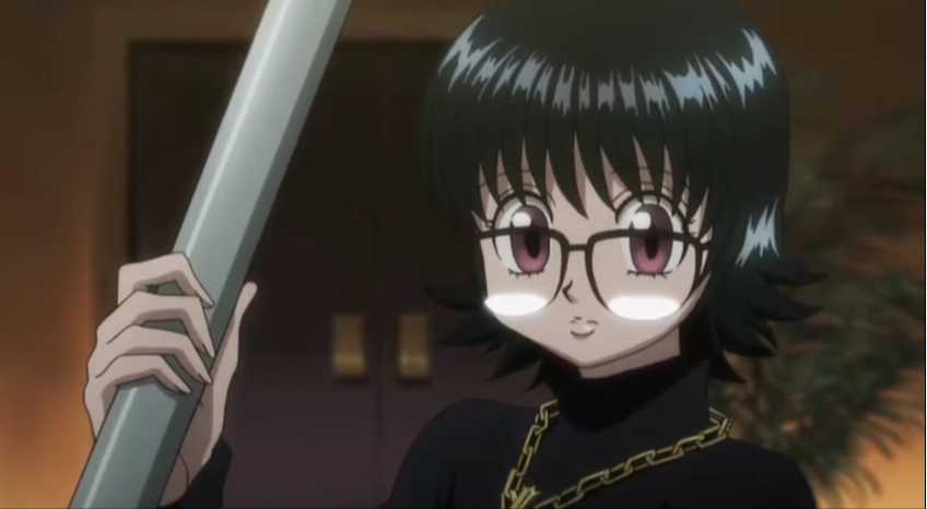 Hunter x Hunter - Phantom Troupe Shizuku