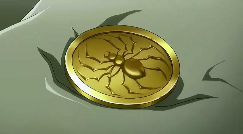 Hunter x Hunter - Phantom Troupe Coin Toss