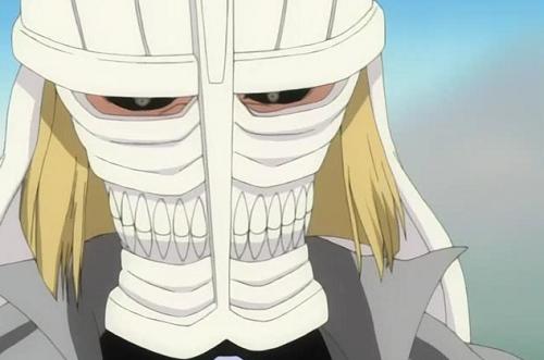 Bleach Visored Mask