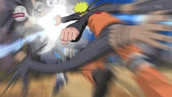 Naruto Shippuden_Naruto Uzumaki vs. Kakuzu