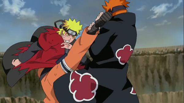 Naruto Shippuden_Naruto Uzumaki vs. Pain
