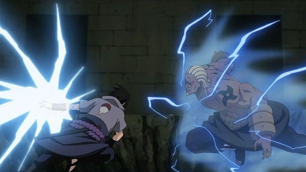 Naruto Shippuden_Taka vs. The Five Kage