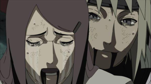 Naruto Shippuden_Minato Namikaze and Kushina Uzumaki