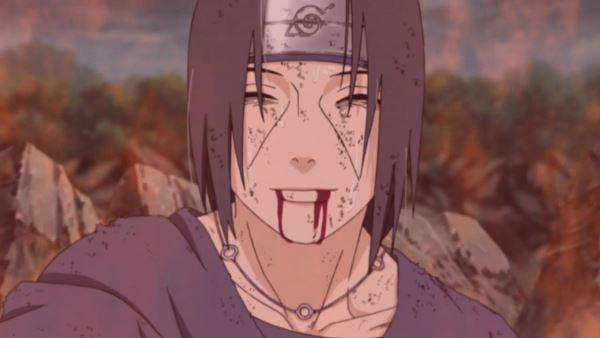 Naruto Shippuden_Itachi Uchiha