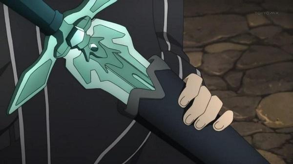 Sword Art Online Powerful Swords Kirito Dark Repulser sword