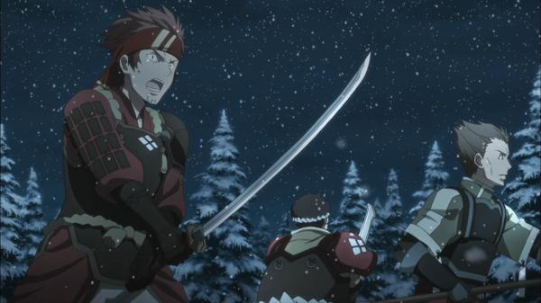 Sword Art Online Powerful Swords Karakurenai Klein Fuurinkazan katana