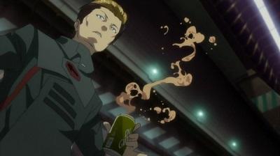 Guilty Crown Argo Tsukishima