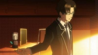 Guilty Crown Hirohide Nanba
