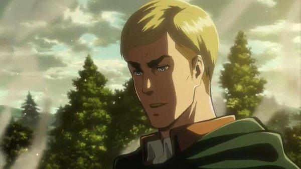 Shingeki no Kyojin Erwin
