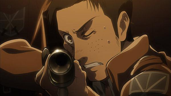 Shingeki no Kyojin Marco Bott