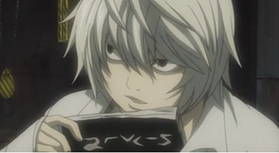 Death Note Quotes Nate River (N)
