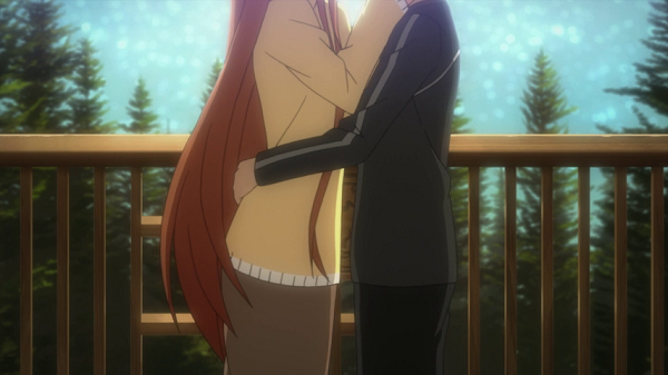 Hot Moments Sword Art Online Asuna honeymoon Kirito