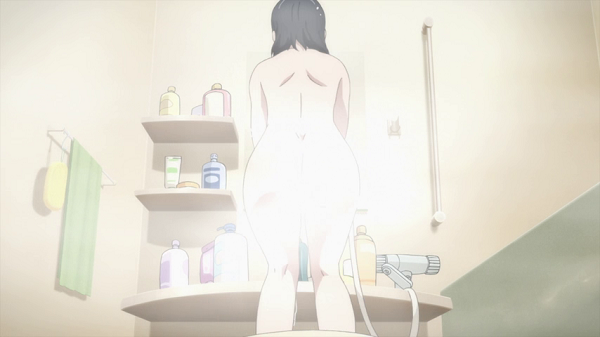 Hot Moments Sword Art Online Suguha bath